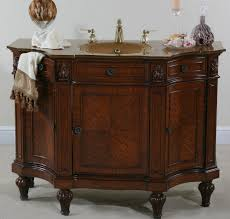 Wood Vanity Bathroom Amazing Design Ideas Using Rectangular Black Wooden Vanity