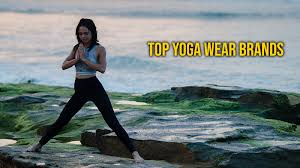 15 top yoga clothing brands that