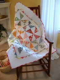 Pinwheel Baby Quilt Â« Moda Bake Shop & Pinwheel Baby Quilt Adamdwight.com
