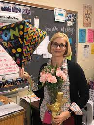 Congratulations to Ms. Jeannie... - Kecoughtan High School | Facebook