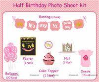 Half Birthday Supplies For Babys 6 Month Birthday Untumble