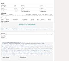 help desk service level agreement template service level agreements to customer for helpdesk support odoo apps