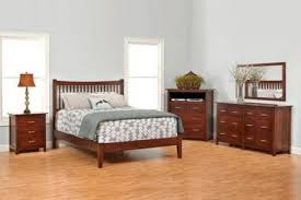 Amish Bedroom Furniture - Solid Wood Furniture from Countryside