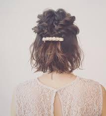お呼ばれシーンの髪型どうしよう結婚式okなヘアスタイルアレンジの