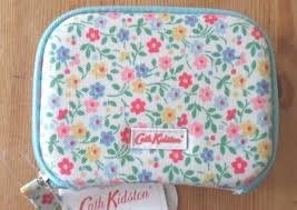 cath kidston travel home sewing kit accessories oil cloth fabric collectable hover to zoom