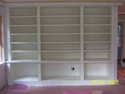 Premade Built In Bookcases Custom Made Bookshelves Idi Design