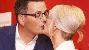 Premier daniel andrews faces a tough fight in state parliament as he pushes ahead with plans to extend victoria's state of emergency by another 12 months. Coronavirus Victoria Daniel Andrews Wife Tells Twitter Her Husband Does Not Stop