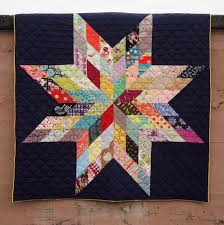 Fancy Tiger Crafts: Jaime's Giant Star Quilt | Star Gazing ... & Fancy Tiger Crafts: Jaime's Giant Star Quilt Adamdwight.com