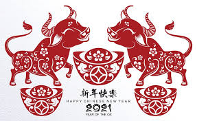 Professionals will attain financial rewards with hard work and diligence while those who manage a business can enter a new partnership, but. Year Of The Ox 2021 Images And Wallpaper Happy Lunar New Year Year Of The Cow Chinese New Year Images