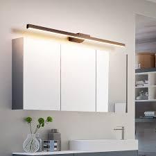 <b>Brown Modern LED</b> Mirror Lights 0.4M~1.2M wall lamp Bathroom ...