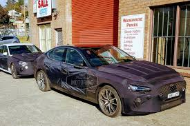 2018 genesis g70 price. delighful g70 2018 genesis g70 caught testing in the blue mountains and genesis g70 price