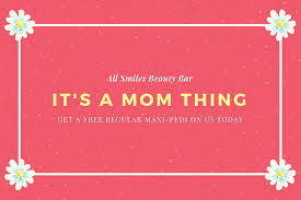 Pink Floral Mothers Day Gift Certificate Templates By Canva