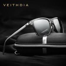 YOOSKE Brand <b>Mens Polarized Sunglasses</b> Women Fashion Sun ...