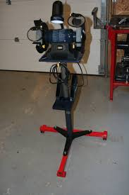 bench grinder stand with wheels. bench grinder stand with wheels e