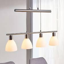 Hängeleuchte Simeon Esszimmer Höhenverstellbar Seilzug Esstischlampe