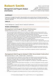 Program Analyst Cover Letter Resume Template 23093 Cd Cd Org