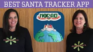 Best Santa Tracker App - YouTube