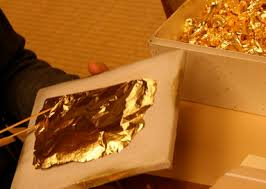 malleability chemistry. the image below is a sheet of gold foil. element, can be pressed or hammered into thin sheets due to its malleability. malleability chemistry