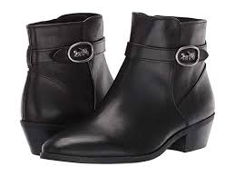 Coach Dylan Horse And Carriage Bootie Zappos Com