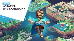 The Sandbox Explainer Video 1 - What is The Sandbox? - YouTube