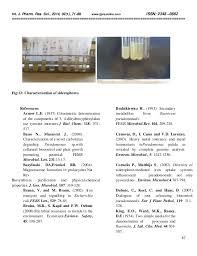 isolation production and optimization of siderophore producing pse siderophore production 86 17