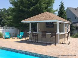 Siesta Poolside Bars Pool Cabanas Pool Bars Homestead Structures