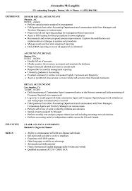 Senior Accountant Resume Accounting Resumes Samples Or Resume Sample For Fresh Graduate Pdf
