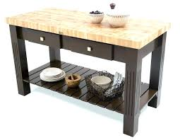 butcher block island cart butcher block island carts on wheels table this old ma project kitchen