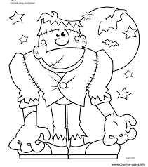 Monster Coloring Pages Roomhiinfo
