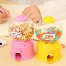 Vending Machine Piggy Bank Delectable Wish Mini Candy Gumball Cute Dispenser Kids Vending Machine Saving