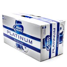 How Much Is A 18 Pack Of Bud Light Bud Light Platinum 12oz Slim Can 18 Pack