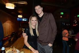 timofey mozgov alla mozgov. Plain Mozgov Timofey Mozgov And Alla On 3