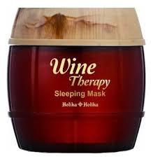 <b>Ночная винная маска-желе для</b> лица Wine Therapy Sleeping Mask ...
