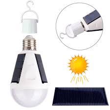 Shop For Portable Lantern Solar Led Bulb Lamp E27 110v 220v
