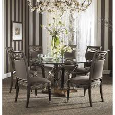 fine furniture design belvedere 60 inch round glass top dining table pertaining to modern home 60 inch round glass top dining table prepare