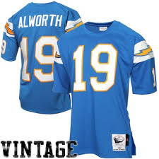 Jersey San Diego Retro Chargers