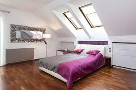 Schlafzimmer Mit Dachschrage Gestaltet Wohndesign
