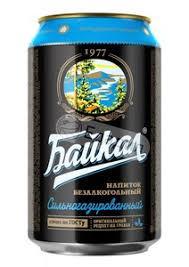 <b>Напиток газированный Байкал 1977 Байкал</b> 0.33 л ...