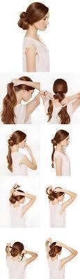 Jednoduché účesy Na Ples Krok Za Krokem Vlasy A účesy