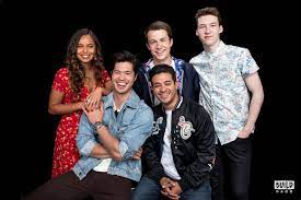 13 Reasons Why Cast Interview Emotional ...