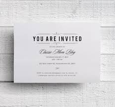 corporate dinner invite graduation invitation rehearsal dinner invitation christening
