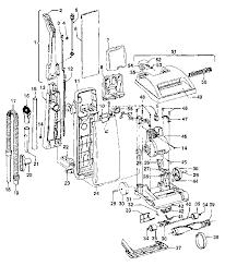 oreck pro 12 parts diagram wiring diagram for you • hoover u5215 vacuum parts belts oreck pro 12 oreck xl schematics