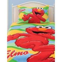 elmo twin sheet set sesame street bedding quilt duvet covers for kids