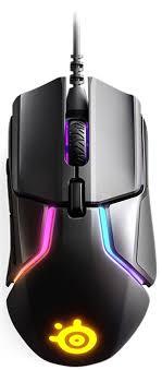 <b>Игровая мышь SteelSeries Rival</b> 600, Black проводная оптическая