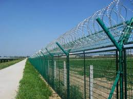 barbed wire fences. Brilliant Fences Razor Wire Fence For Barbed Fences P