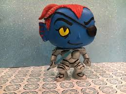 diy pop vinyl undyne from undertale