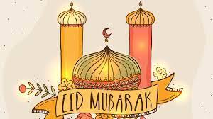 "Was bedeutet ""Eid Mubarak""?"