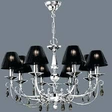 mini lamp shades for chandelier chandelier with black shades black chandelier mini lamp shades pink mini