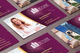 Sales Business Cards Real Estate Business Card Template