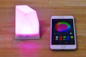 control lighting with iphone. Modren Lighting Review Dotti And Notti Are Fun IPhone Controlled Smart Lights That In  Control With Iphone Inspirations 4  Throughout Lighting O